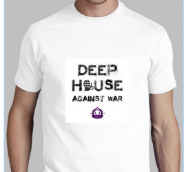 Deep House Against War